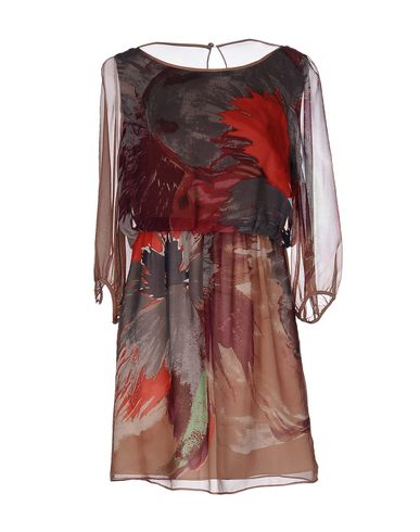 Короткое платье TIBI 34657556QB