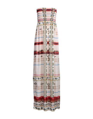 Длинное платье DENNY ROSE 34658467VC