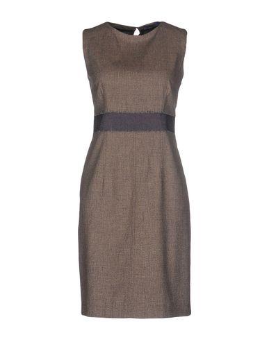 Короткое платье BLUE LES COPAINS 34661087XI