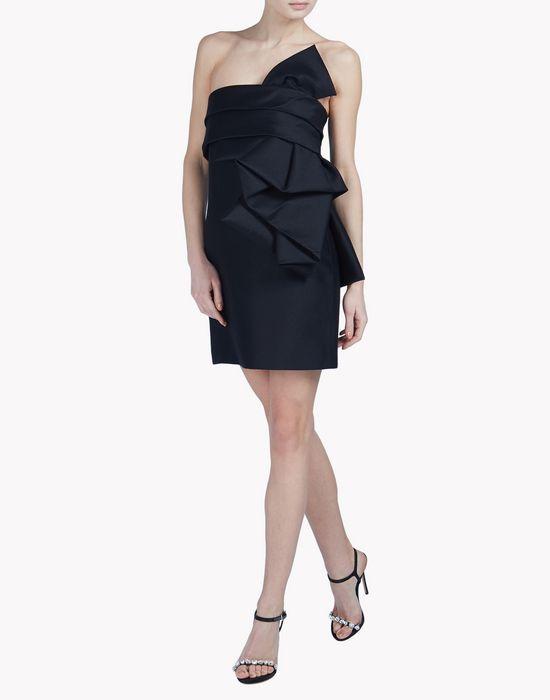 mini sculpture dress dresses Woman Dsquared2