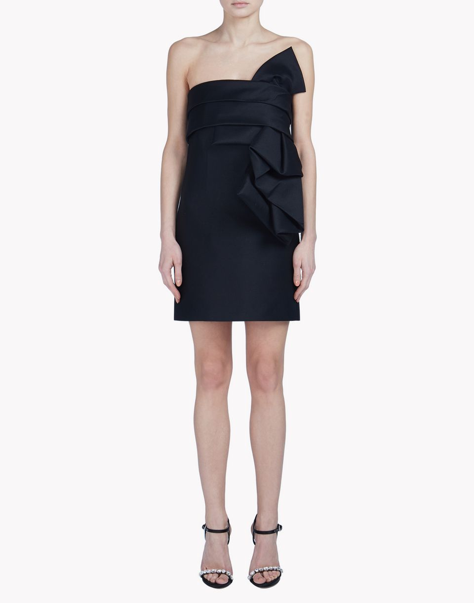 mini sculpture dress dresses Woman Dsquared2