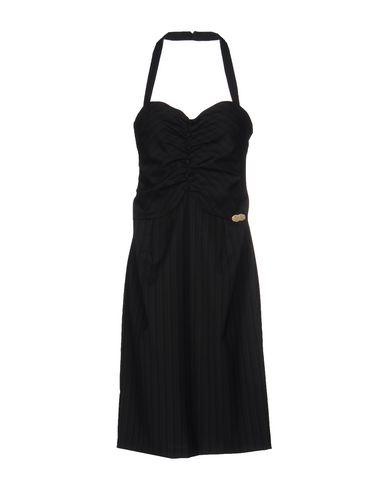 Платье до колена GALLIANO 34661881WH