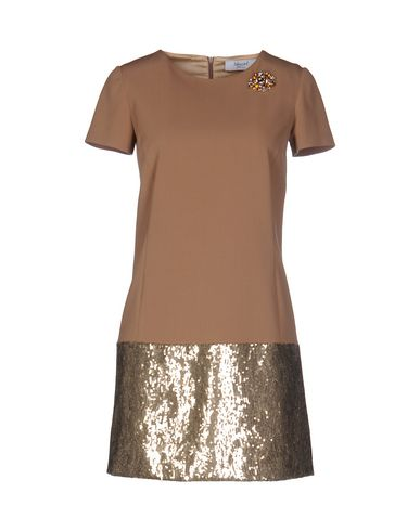 Короткое платье BLUGIRL BLUMARINE 34662318JI