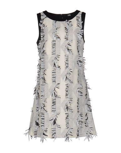 Короткое платье KARL LAGERFELD 34663962NF