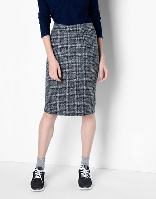 TRUSSARDI JEANS - 3/4 length skirt