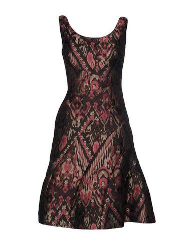 Платье до колена FRANKIE MORELLO 34664651TT