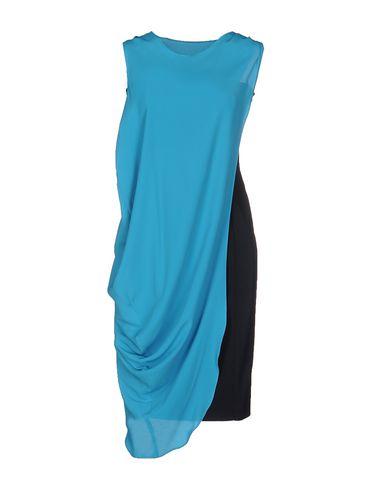 Платье до колена FRANKIE MORELLO 34664720JL