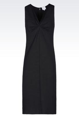 Armani Jersey dresses Women dress in viscose