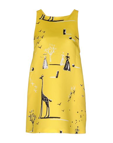 Короткое платье ROCHAS 34664960QP