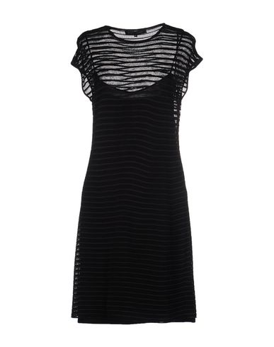 Короткое платье RALPH LAUREN BLACK LABEL 34666555TQ