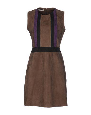 Короткое платье STEFANEL 34666596BX