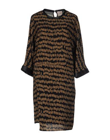 Короткое платье NUDE 34667189UL