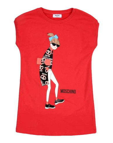 Платье MOSCHINO TEEN 34667379MX