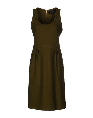 Платье до колена GUCCI 34667427KC