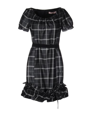 Короткое платье FRANKIE MORELLO 34667662GA