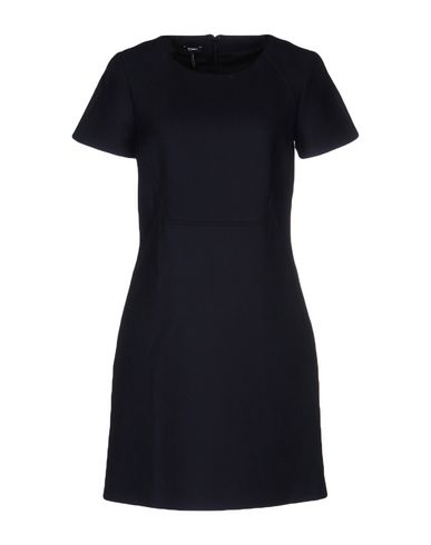 Короткое платье JIL SANDER NAVY 34669542BX