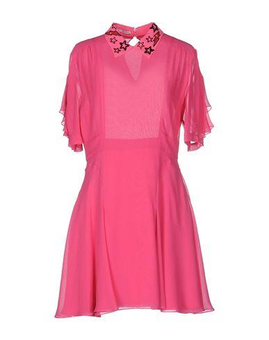 Короткое платье MIU MIU 34670279NE