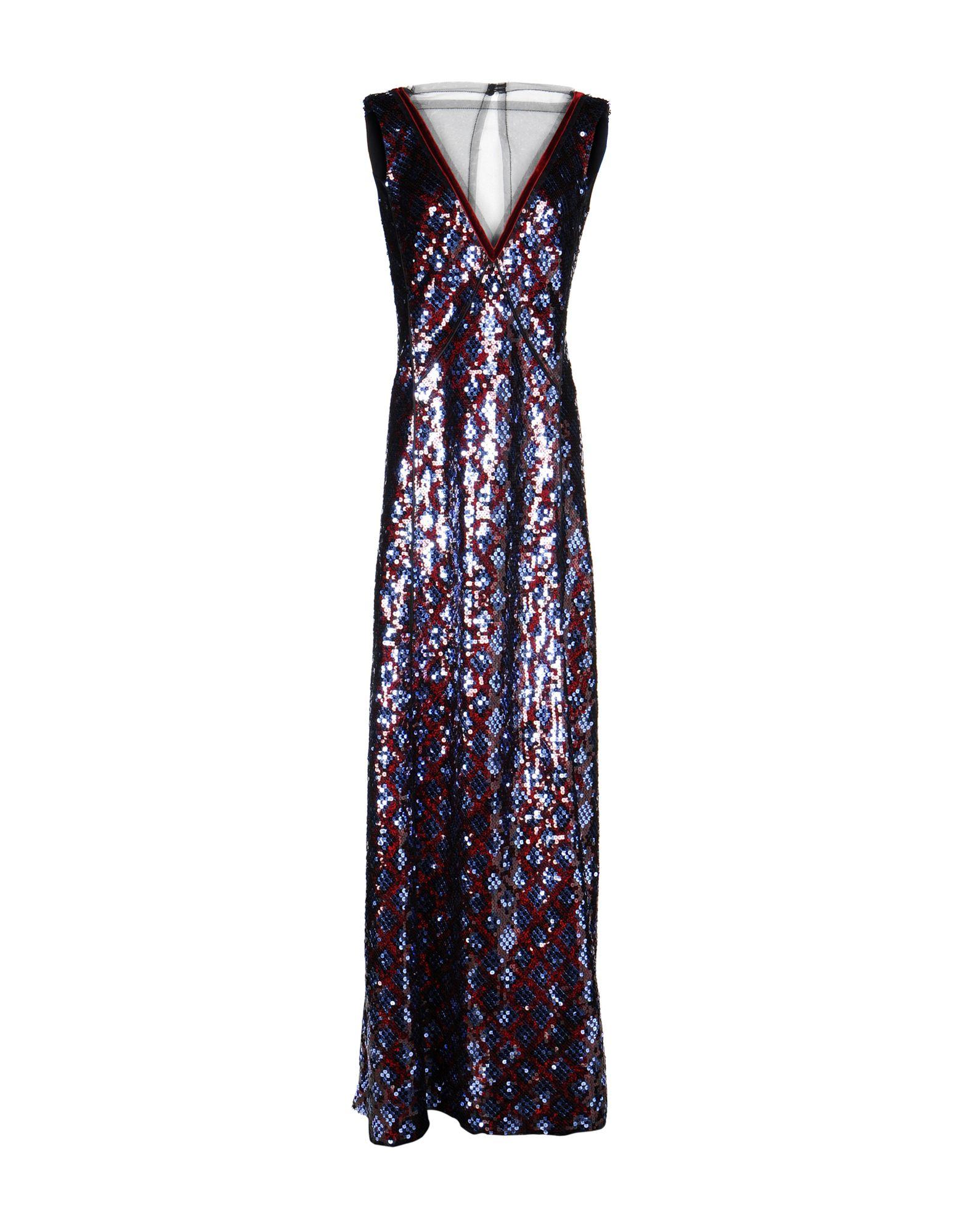 marc jacobs female marc jacobs long dresses