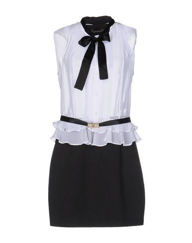 Короткое платье PASSEPARTOUT DRESS BY ELISABETTA FRANCHI CELYN B. 34671731JO