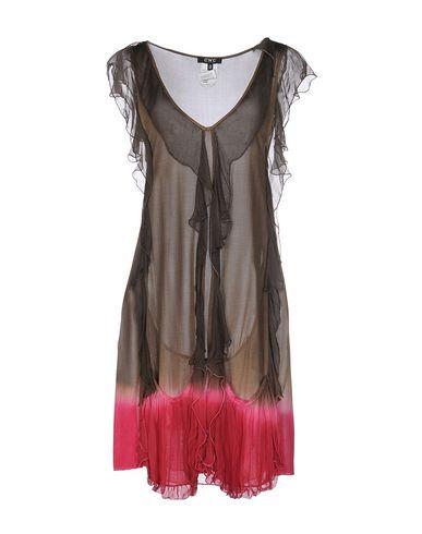 Короткое платье C'N'C' COSTUME NATIONAL 34671952WQ