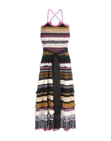Длинное платье SALVATORE FERRAGAMO 34672010RA