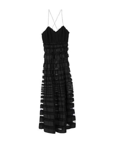 Длинное платье SALVATORE FERRAGAMO 34672014LT