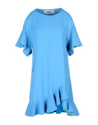 Короткое платье LUCKY CHOUETTE 34672619SG