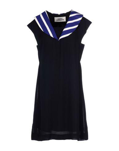 Короткое платье LUCKY CHOUETTE 34672628JH