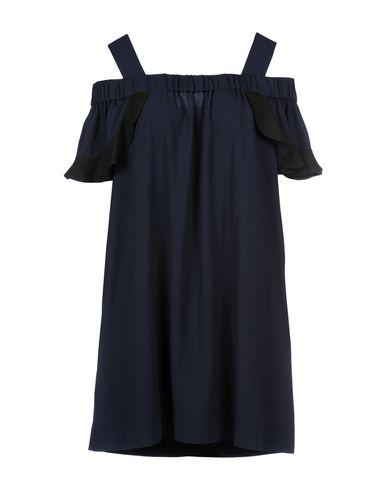 Короткое платье LUCKY CHOUETTE 34672641KA