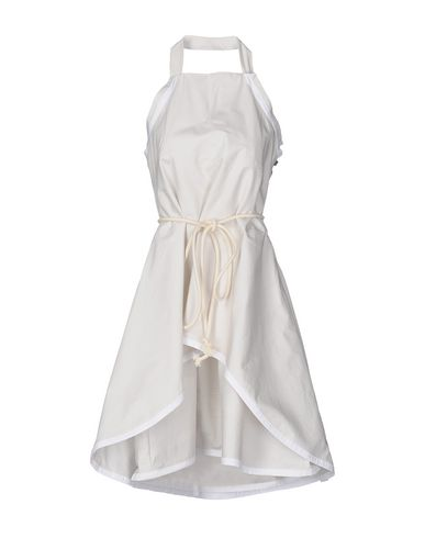 Платье до колена BOTTEGA VENETA 34673215QF