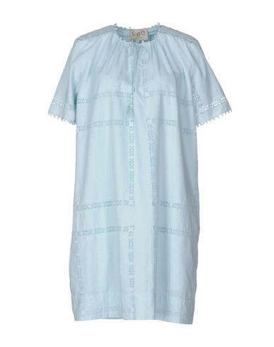 Короткое платье SEA 34674163WU