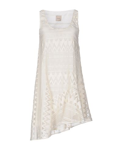 Короткое платье NUDE 34674323MP