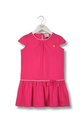 Armani Dresses Women short jersey dress with bow