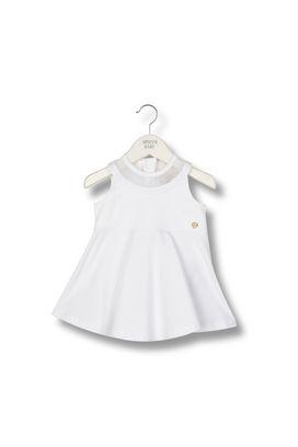 Armani Dresses Women jersey dress with chiffon details