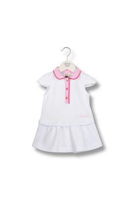 Armani Dresses Women jersey pique dress