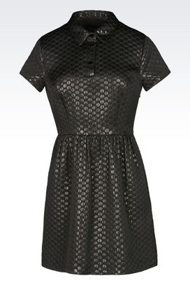 Armani Short Dresses Women dress in viscose blend