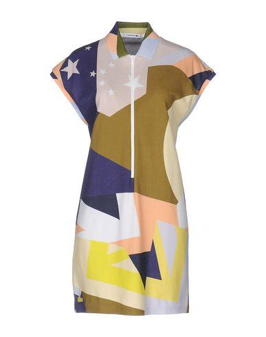 Короткое платье LACOSTE 34675672DG