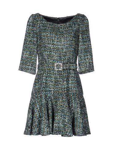 Короткое платье DOLCE & GABBANA 34676631WW