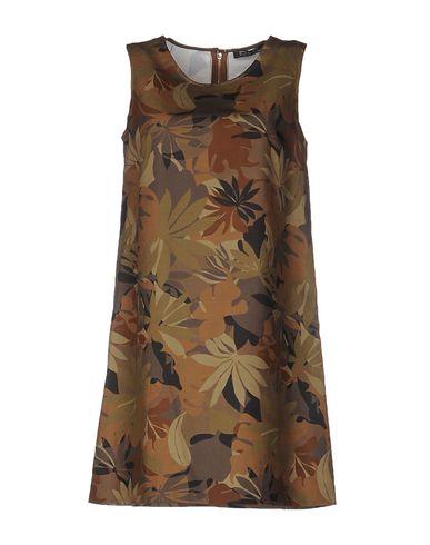 Короткое платье D&G 34676971PX