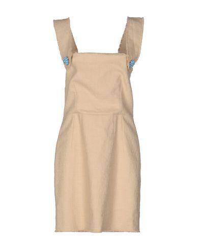 Короткое платье DOLCE & GABBANA 34678182JG