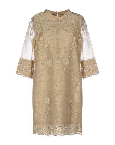 Короткое платье TWIN-SET SIMONA BARBIERI 34678316QQ