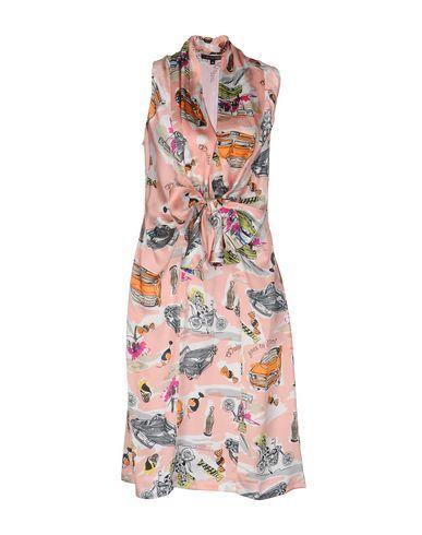 Платье до колена WALTER VOULAZ 34678435KF