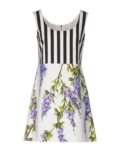 Короткое платье DOLCE & GABBANA 34678739MM