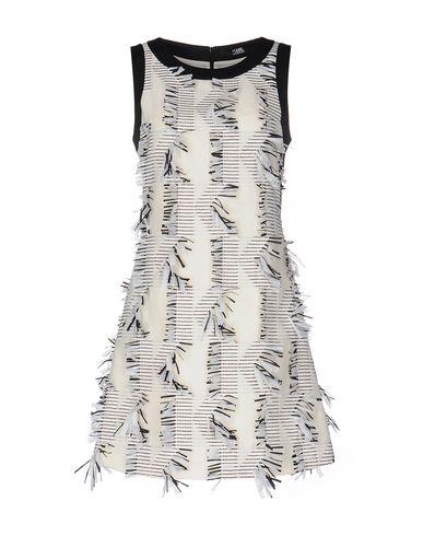 Короткое платье KARL LAGERFELD 34678815VI