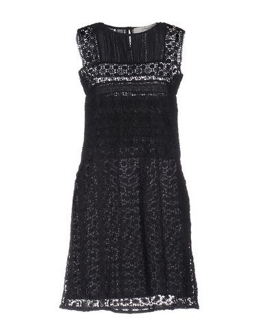 Короткое платье VANESSA BRUNO ATHE' 34678952JR