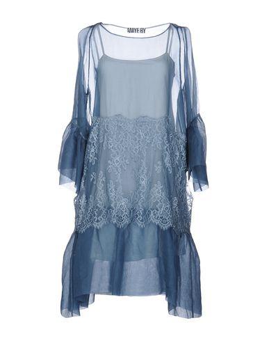 Платье до колена ANIYE BY 34679859DI