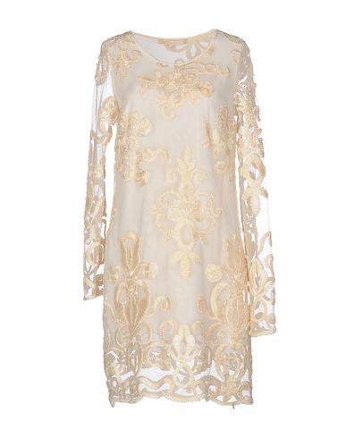 Короткое платье BABYLON 34682379WI