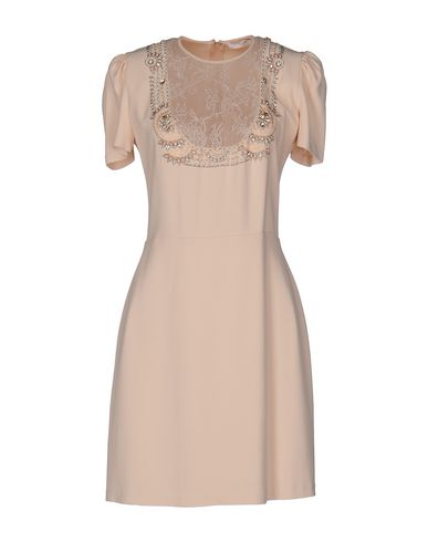 Короткое платье ELISABETTA FRANCHI GOLD 34682545SH
