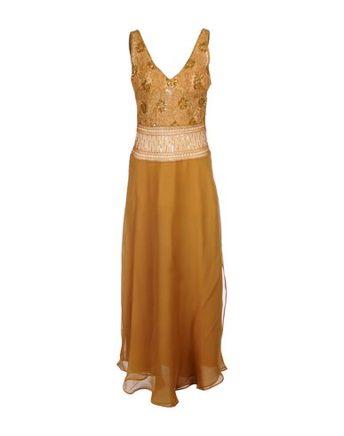 Длинное платье LA PERLA 34683104IV