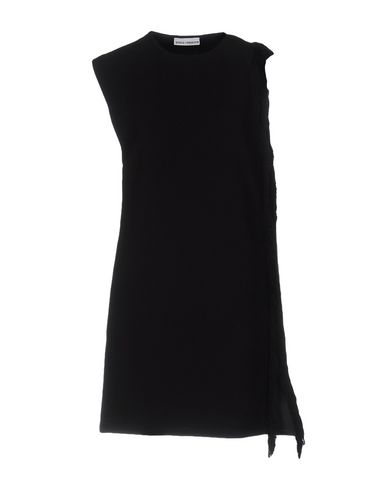 Короткое платье PACO RABANNE 34683636EA